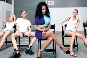 Nicki Minaj - Anaconda for VOGUE