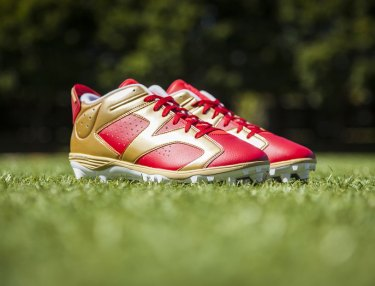Player-Exclusive Air Jordan VI Cleats