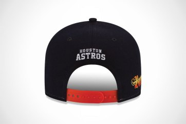 Bun B X New Era X Astros Limited Cap Collection