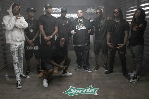 Taylor Gang - BET Hip Hop Awards Cypher 2014