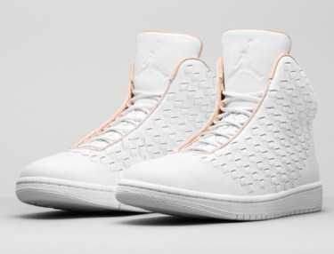 Air Jordan Shine White/Vachetta Tan