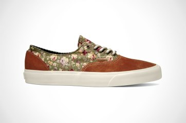Vans CA Holiday 2014: Floral Mix & Hickory Mix Packs
