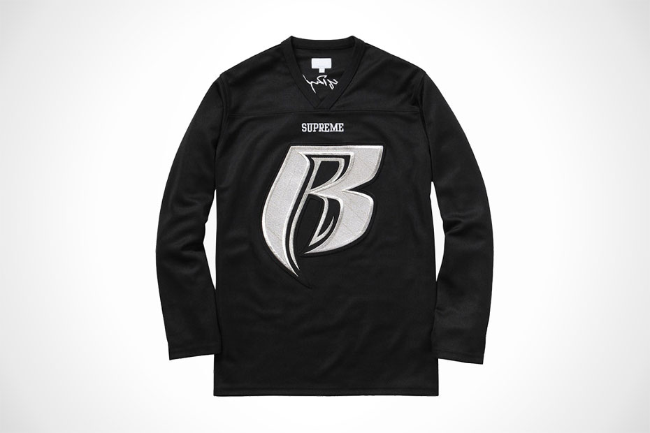 Supreme x Ruff Ryders Hockey Jersey