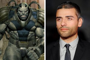 Oscar Isaac to play Apocalypse