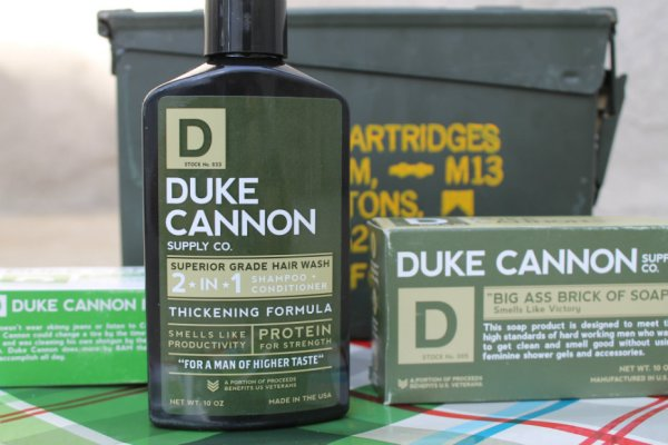 Duke Cannon: U.S. Military Field Grooming Kit