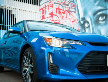 A Closer Look At The 2014 Scion tC