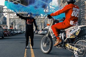 Entree LS Presents EL2 MOTO Racing Collection