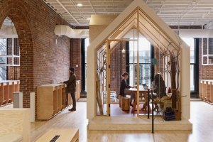 Airbnb's Portland Office