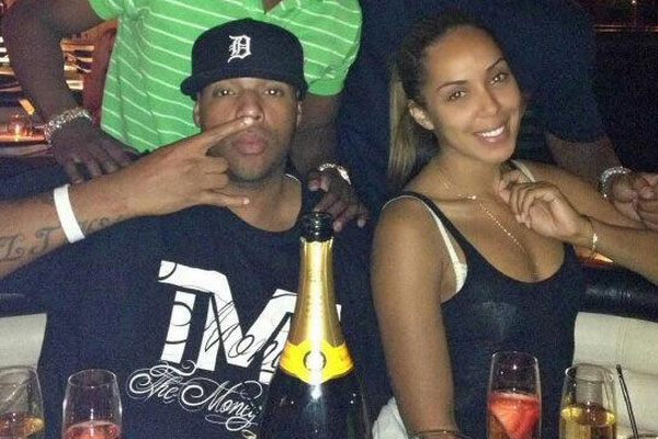 Stephanie Moseley and earl