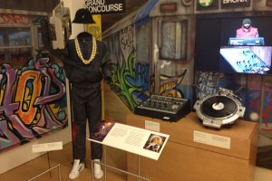 Hip-Hop Museum in Harlem