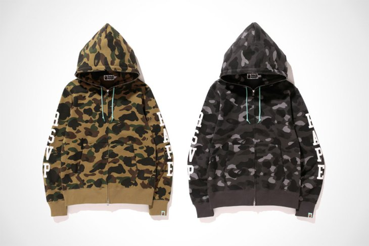 A Bathing Ape x RSVP Gallery Spring 2015 Collection