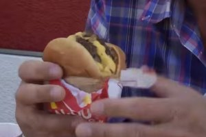 Anthony Bourdain Loves Him Some In-N-Out Burger