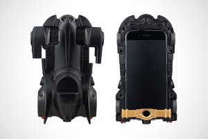 Batmobile iPhone 6 Case