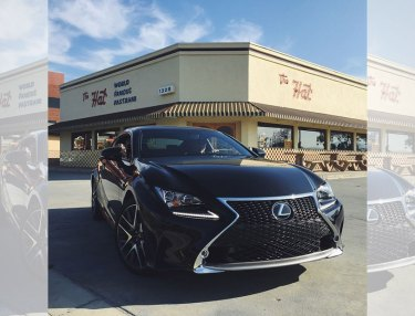 Seven Days With The New Lexus RC 350 F Sport (Recap)