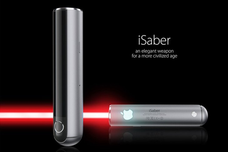 What If Apple Made Lightsabers?