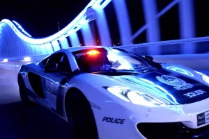 Woah! Dubai Police Shows Off Fleet Of Supercars