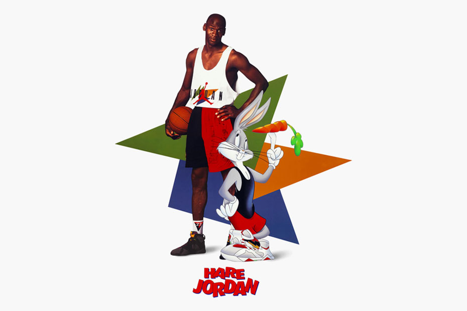Jordan Brand & Warner Bros. Bring Back 'Hare Jordan' Collection