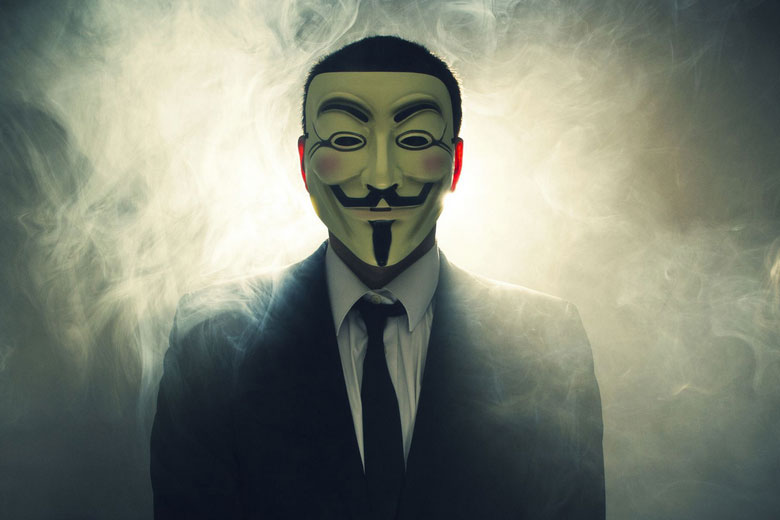 Hacker Group Anonymous
