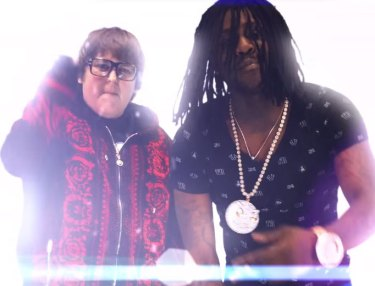Chief Keef & Andy Milonakis - Glo Gang (Video)