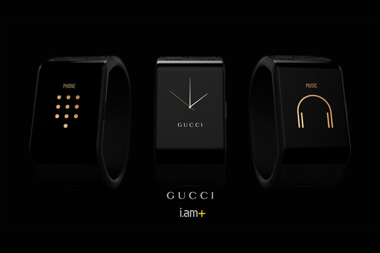 Gucci x Will.i.am Smart Band