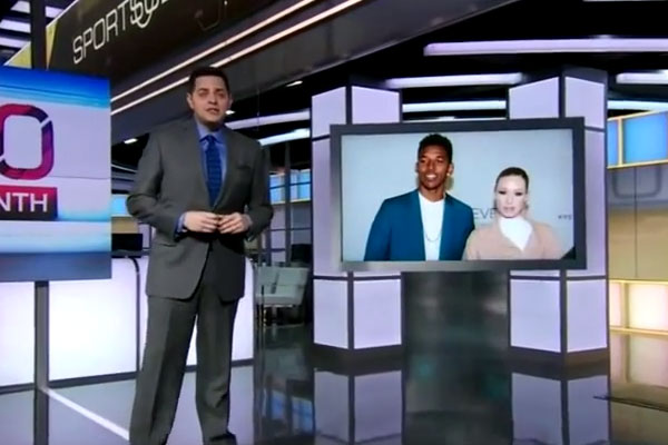 Robert Flores throws shot at Iggy Azalea