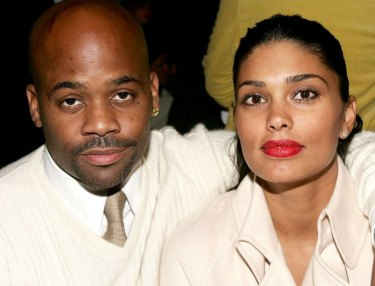 Dame Dash and Rachel Roy