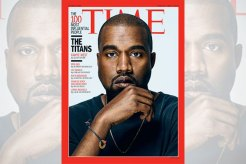 Kanye Wests - 2015 TIME - Most Influential People