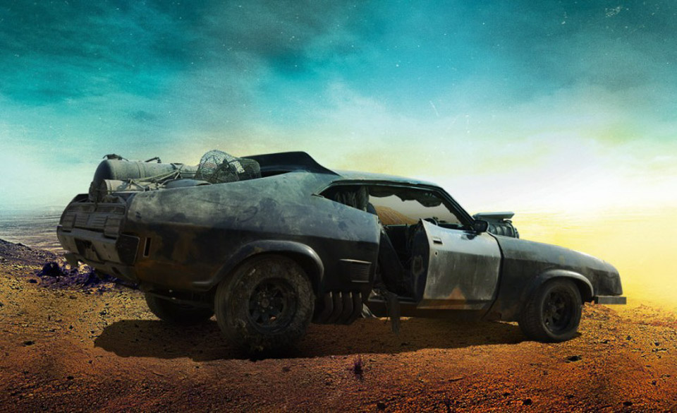 First Look At The Cars From 'Mad Max: Fury Road'