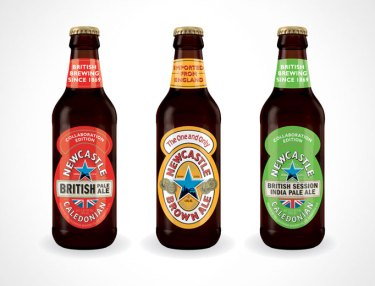 Newcastle Best of Britain Variety Pack
