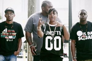 Diamond D ft. Rapsody, Boog Brown & Stacy Epps - Pump Ya Breaks (Video)