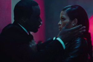 Diddy and Cassie