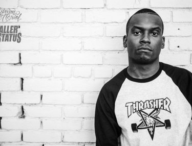 Fashawn by Estevan Oriol
