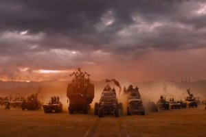 A Look At The Apocalyptic Cars Of 'Mad Max: Fury Road'