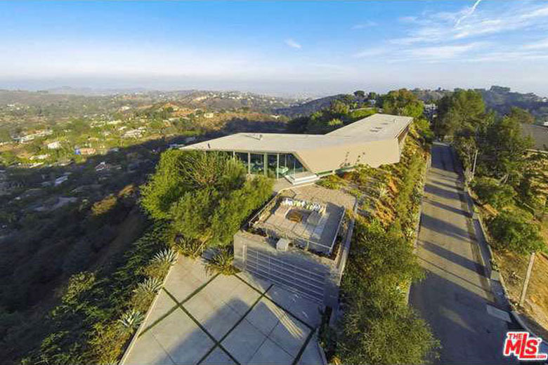 Inside Pharrell's $7 Million Los Angeles Home