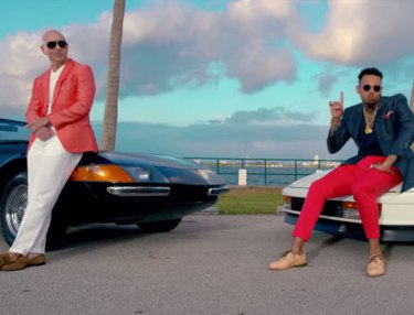 Pitbull ft. Chris Brown - Fun (Video)