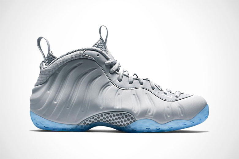 Nike Air Foamposite One Suede - Wolf Grey