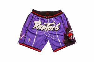 Just Don Custom Mitchell & Ness Basketball Shorts