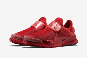 Nike Sock Dart - Sport Red