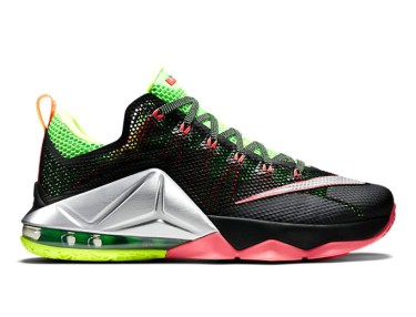 Nike LeBron 12 Low - Remix