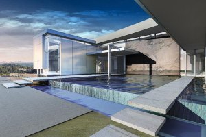 Record $500 Million Estate Being Built In Bel Air, CA
