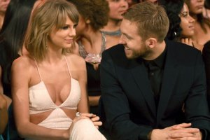 Taylor Swift & Calvin Harris