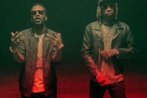 Juicy J ft. Wiz Khalifa & R. City - For Everybody (Video)