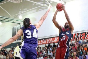Ball Up's Streetball Million Dollar Summer Challenge