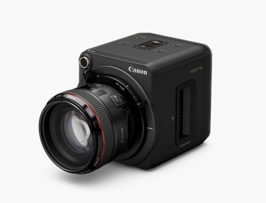 Canon Introduces High-End Video Camera: The ME20F-SH