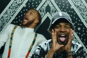 Jidenna ft. Kendrick Lamar - Classic Man (Remix) (Video)