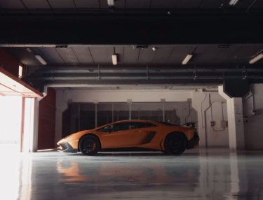Creating The 217MPH Lamborghini LP750-4 SV