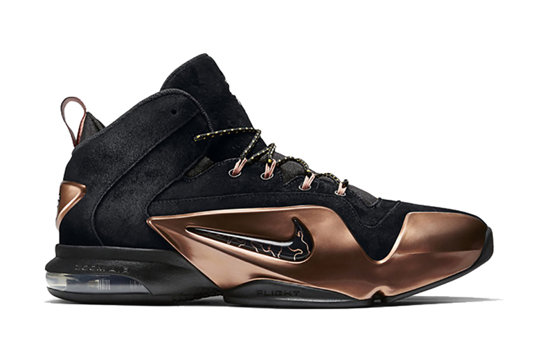 Nike Zoom Penny 6 - Copper
