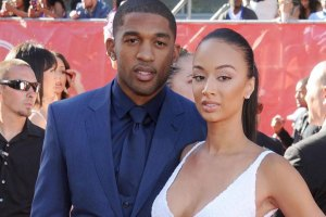 Orlando Scandrick and Draya Michele