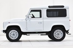 Land Rover Defender 90 By Startech
