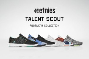 Etnies Announces Talent Scout Artist Series
